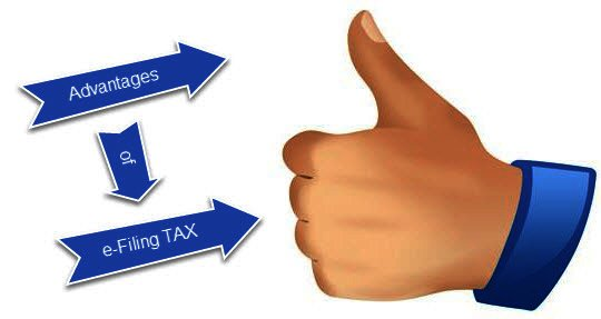 Advantages of tax software
