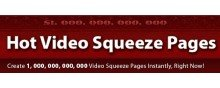 Hot Video Squeeze Pages