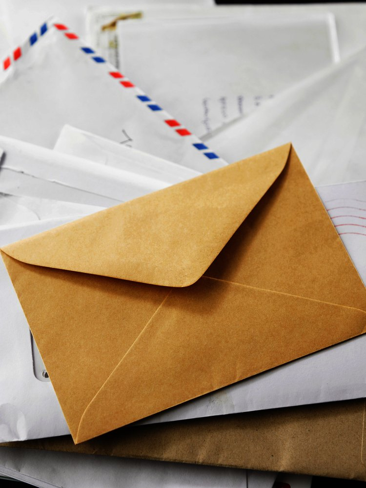 traditional mail