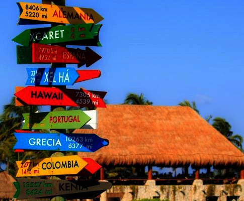 Two Theme Parks You Can't Forego in Mexico 'n' Oceania