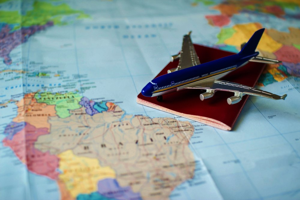 flights to South America
