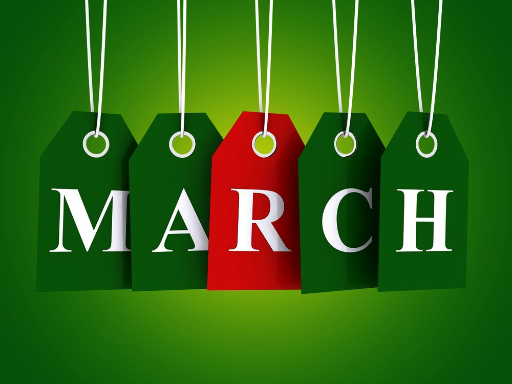 What to Buy and Avoid in March