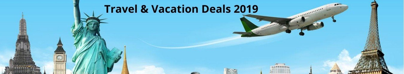 Travel and Vacation Deals