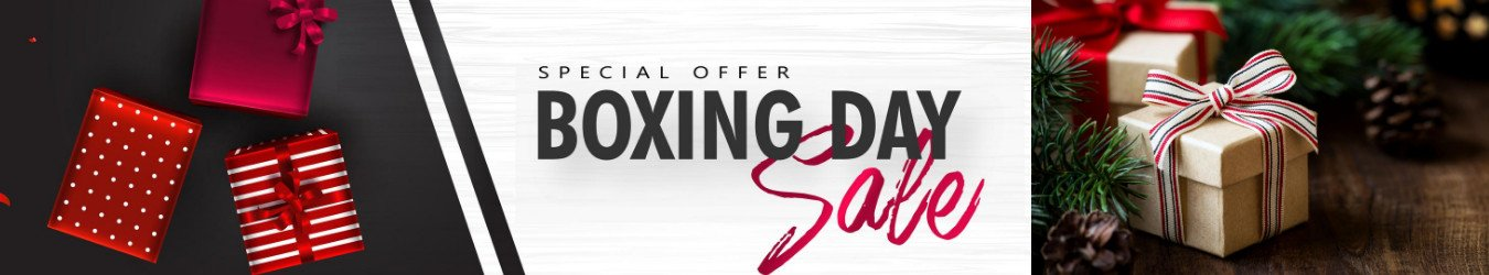 Boxing Day Deals & Coupons 2020