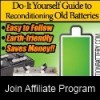 Recondition Battery coupons